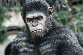 Andy Serkis, Dawn of the Planet of the Apes