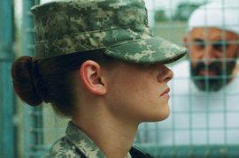 Camp X-Ray, Kristen Stewart