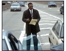Changing Lanes movie still: Samuel L. Jackson as Doyle Gipson