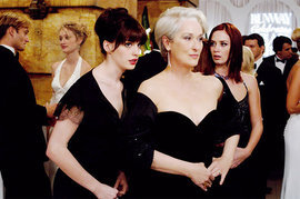 The Devil Wears Prada, Anne Hathaway, Meryl Streep