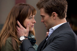 Fifty Shades of Grey, Jamie Dornan, Dakota Johnson