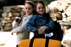 The Parent Trap, Lindsay Lohan