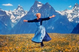 The Sound of Music, Julie Andrews