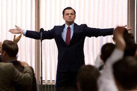 The Wolf of Wall Street, Leonardo DiCaprio