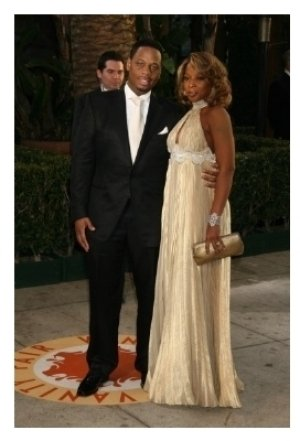Kendu Isaacs and Mary J. Blige
