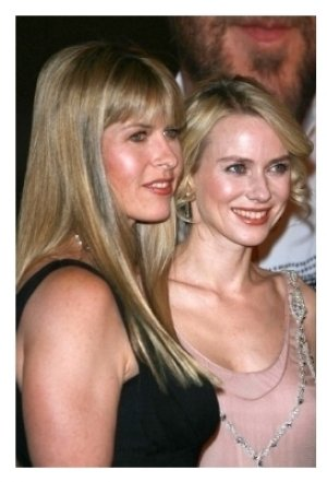 Terri Irwin and Naomi Watts
