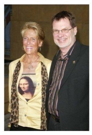 Judy Stewart and Jeff Sparks