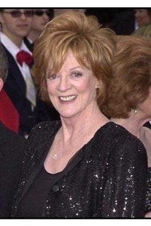 Maggie Smith at the 2002 Academy Awards