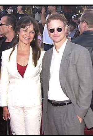 """Gary Sinise and Moira Harris at the """"Terminator 3: Rise of the Machines"""" premiere"""