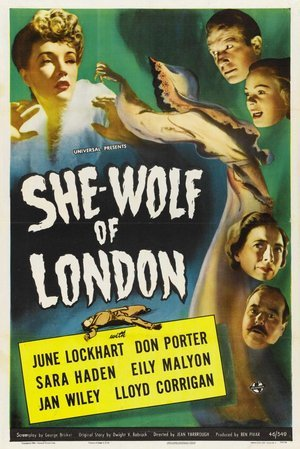 She Wolf of London