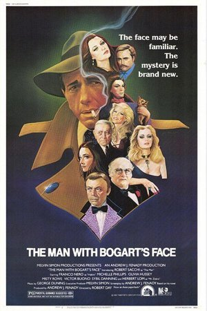 Man With Bogart's Face