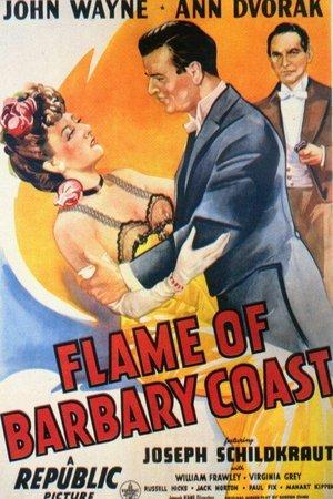 Flame of the Barbary Coast