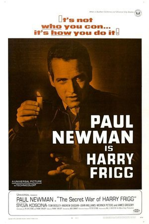 Secret War of Harry Frigg