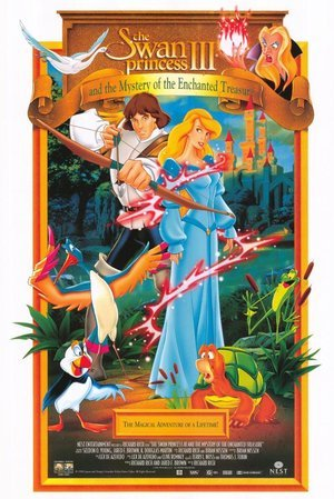 Swan Princess III: Mystery of the Enchanted Treasure
