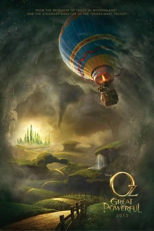 Oz: The Great and Powerful