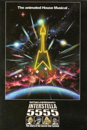 Daft Punk & Leiji Matsumoto's Interstella 5555: The 5tory of The 5ecret 5tar 5ystem