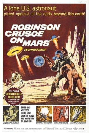 Robinson Crusoe on Mars