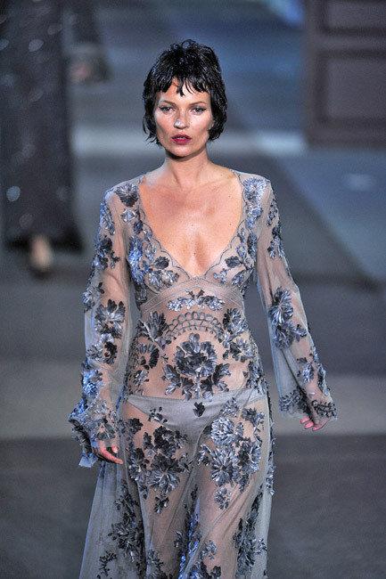 Paris Fashion Week - Autumn/Winter 2013 - Louis Vuitton Runway