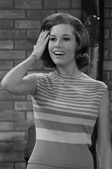 Mary Tyler Moore, Dick Van Dyke Show