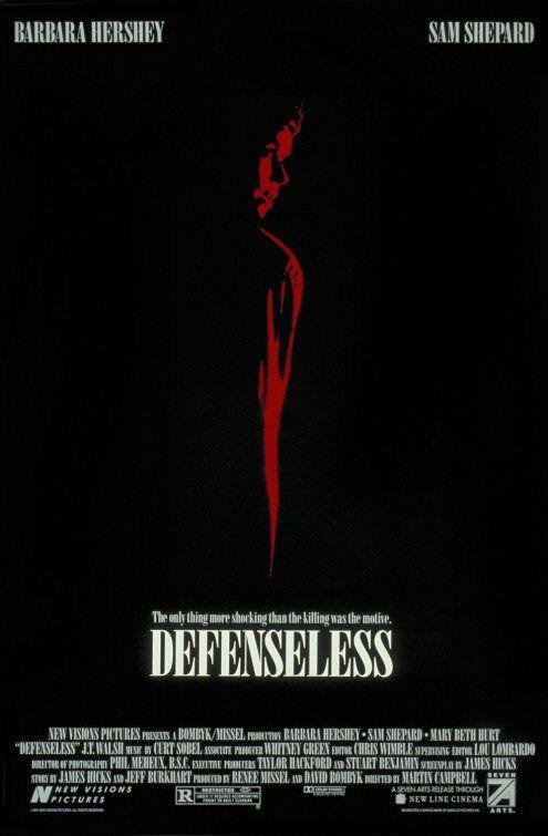 Defenseless