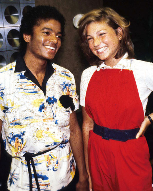 Michael Jackson, Tatum O'Neil