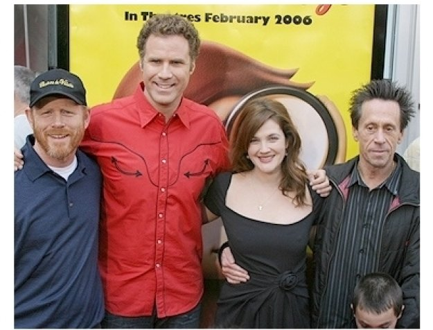 Curious George Premiere Photos: Ron Howard, Will Ferrell, Drew Barrymore and Brian Grazer