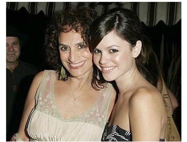 Lucky Magazine Party Photos:  Janice Bilson and Rachel Bilson