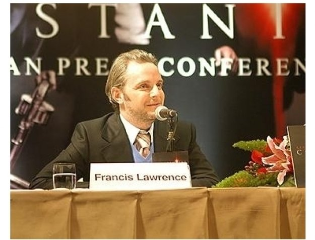 Asian Press Conference for Constantine: Director Francis Lawrence