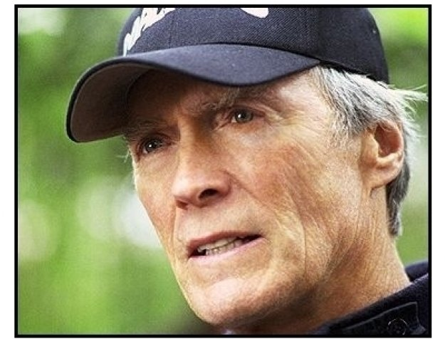 """Mystic River"" Movie Still: Clint Eastwood"