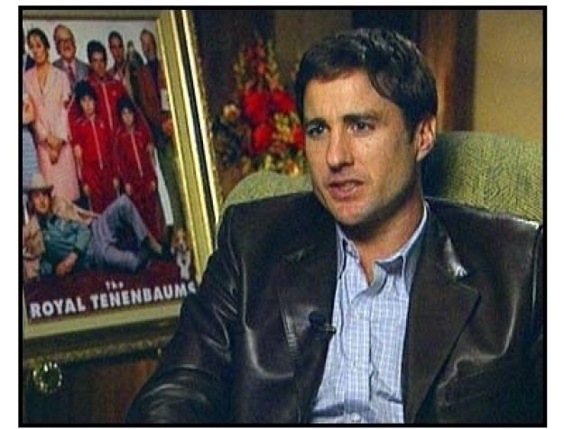"""The Royal Tenenbaums"" Interview Video Still: Luke Wilson"