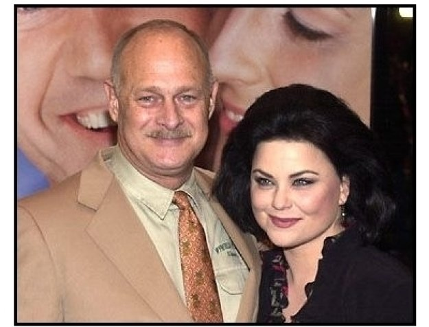 Delta Burke and Gerald McRaney at the What Women Want premiere