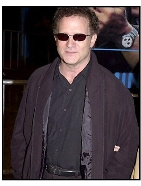 Albert Brooks at the 15 Minutes premiere