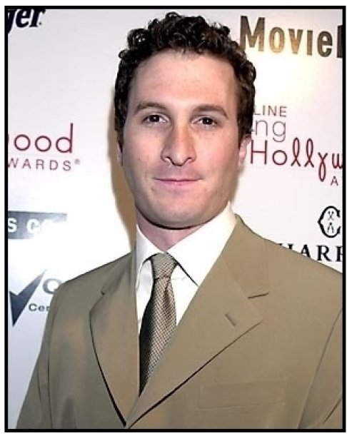 Darren Aronofsky at the 2001 Movieline Young Hollywood Awards