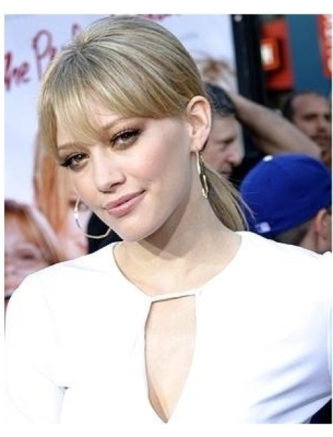 The Perfect Man Premiere: Hilary Duff