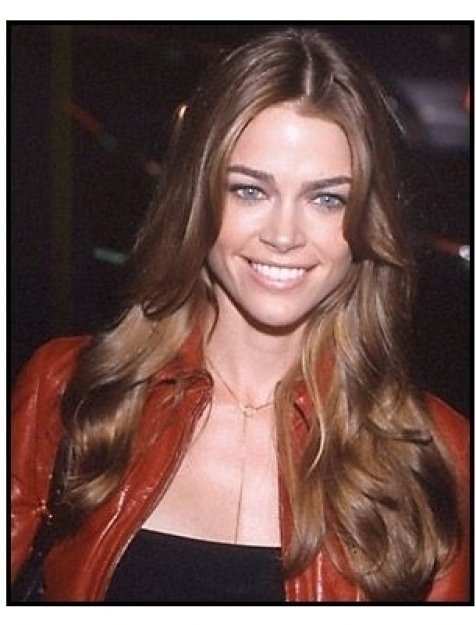Denise Richards at the Charlie's Angels premiere
