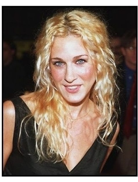 Sarah Jessica Parker at the Barbra Streisand Concert