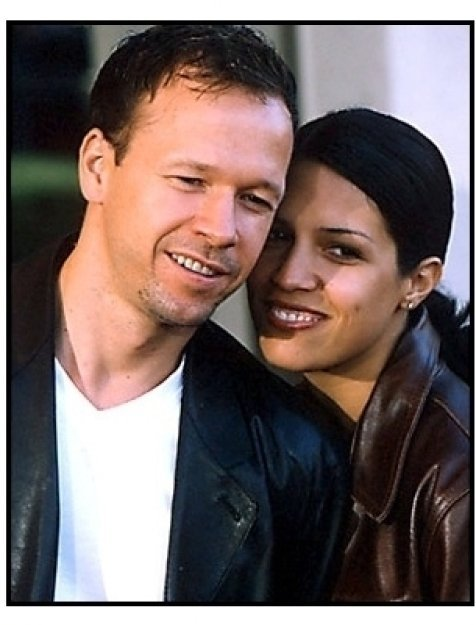 """Donnie Wahlberg at """"The Perfect Storm"""" Premiere"""