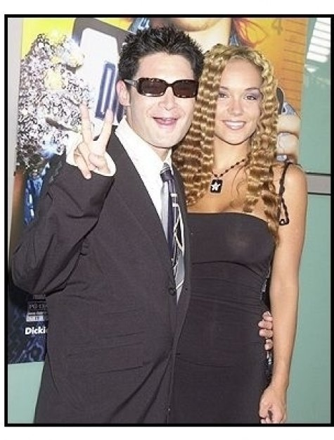 """Corey Feldman and wife Susan at the """"Dickie Roberts: Former Child Star"""" premiere"""