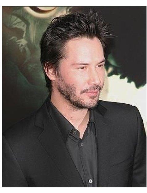 Constantine Premiere: Keanu Reeves