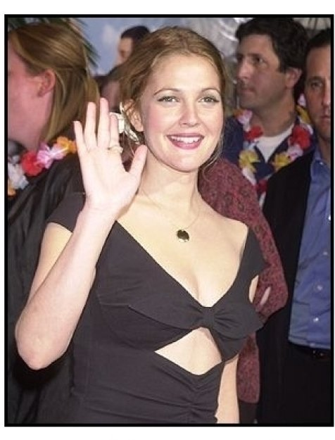 "Drew Barrymore at the ""50 First Dates Premiere"""