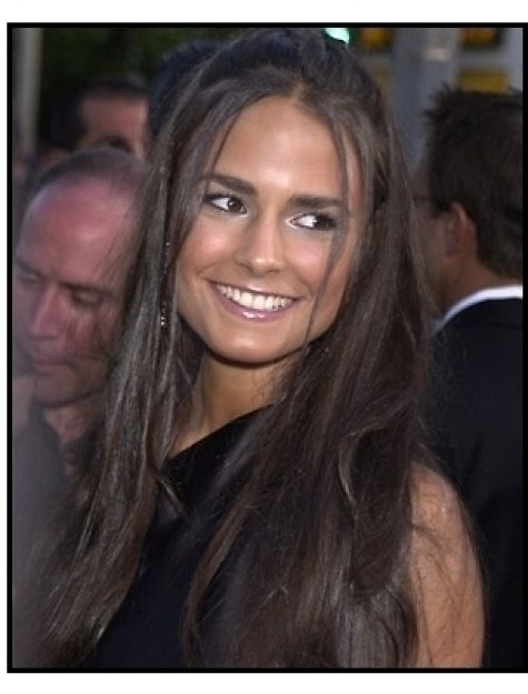 Jordana Brewster at The Fast and the Furious premiere