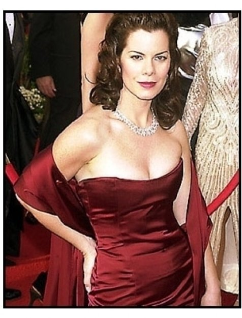 Marcia Gay Harden at the 2001 Academy Awards