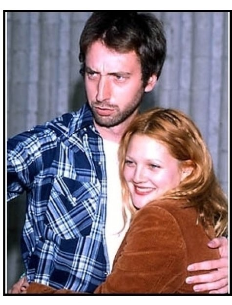 """Tom Green and Drew Barrymore at the """"Loser"""" Premiere"""