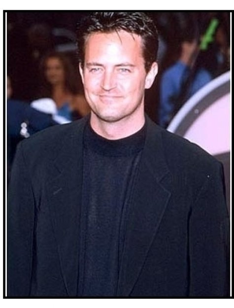 """Matthew Perry at the """"Me, Myself & Irene"""" Premiere"""