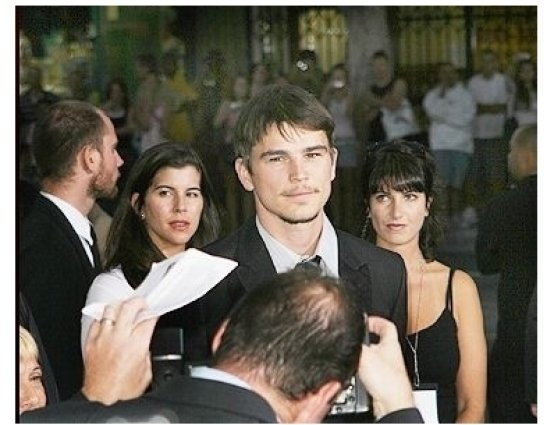 Josh Hartnett at the Wicker Park Premiere