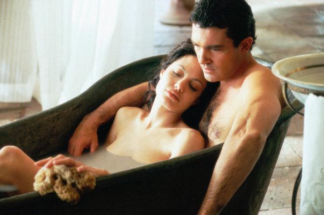Original Sin, Angelina Jolie and Antonio Banderas