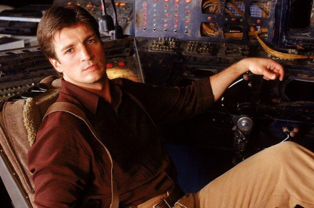 Nathan Fillion, Firefly