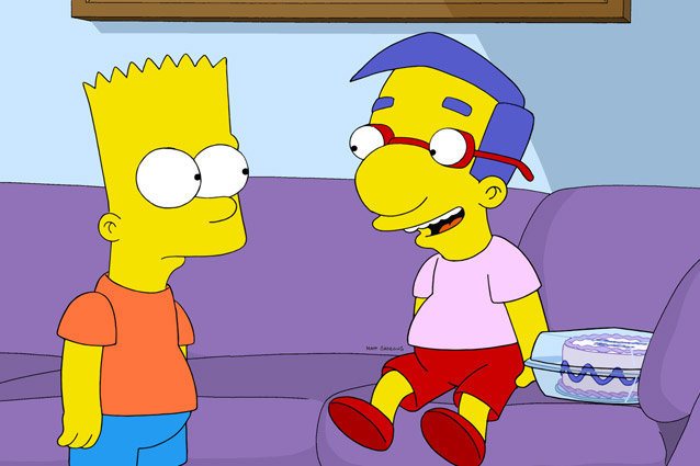 The Simpsons, Milhouse