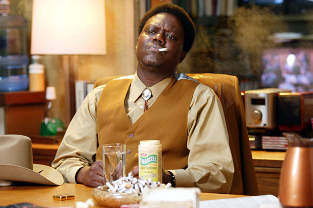 Bernie Mac, Bad Santa