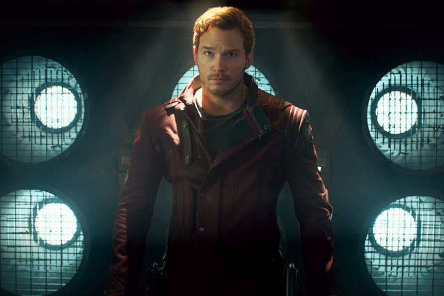 Chris Pratt, Guardians of the Galaxy